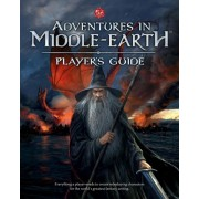 Boite de Adventures In Middle-Earth - Player\'s Guide