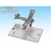 Wings of Glory WW1 - Nieuport 17 (Thaw/ Lufbery)
