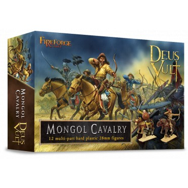 Buy Mongol Cavalry Board Game Fireforge Games