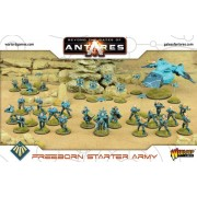 Antares - Freeborn Starter Army