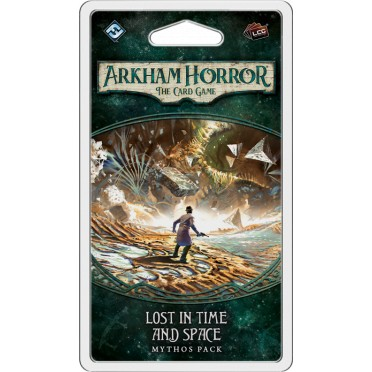 Arkham Horror : The Card Game - Lost in Time and Space