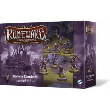 Runewars VF -  Archers Réanimés Extension