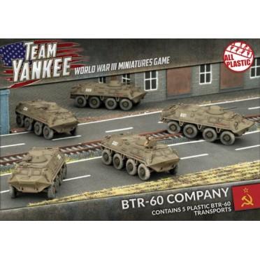 Team Yankee - BTR-60 Transport Platoon