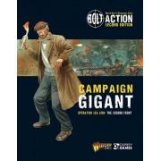 Bolt Action Campaign: Operation Sea Lion Part 2 - Operation Gigant