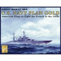 Great War at Sea - US Navy Plan Gold 1