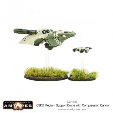 Antares - Concord C3D2 Medium Support Drone with Compression Cannon