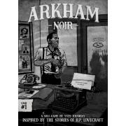 Arkham Noir: Case 1 - The Witch Cult Murders