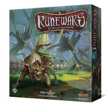 Runewars VF - Armée Elfes Latari