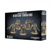 W40K : Death Guard - Blightlord Terminators