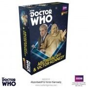 Doctor Who - Abzorbaloff & Victor Kennedy