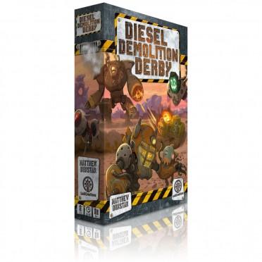 Diesel Demolition Derby Deluxe