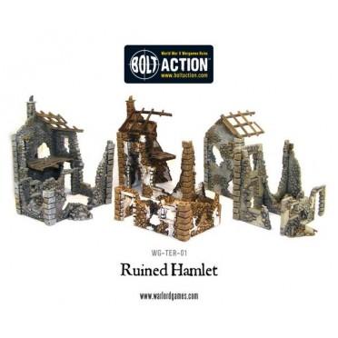 Bolt Action  -  Ruined Hamlet