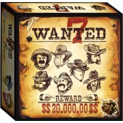 Boite de Wanted 7