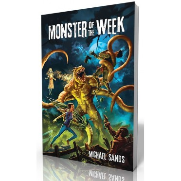 Monster of the Week - Livre de base