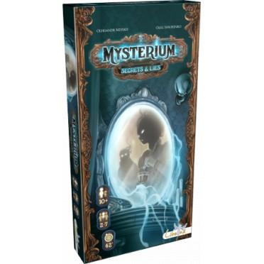 Mysterium (Anglais) : Secret & Lies Expansion