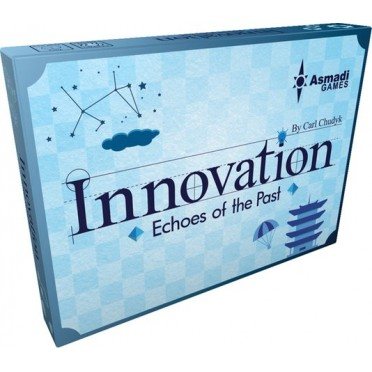 Innovation Third Edition - Echoes of the Past