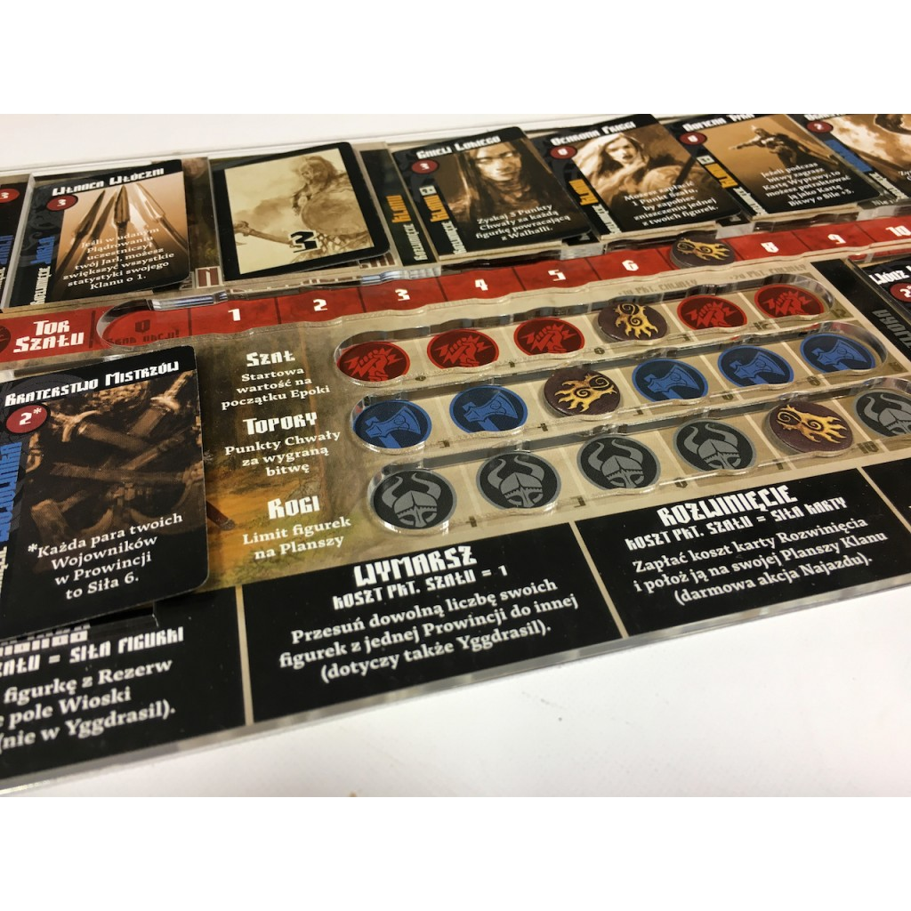 Buy Plastic Tray Blood Rage Board Game Geekmod