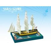 Sails of Glory - HMS Malta 1800 - HMS Tonnant 1798