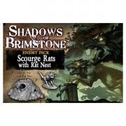 Shadows of Brimstone - Scourge Rats - Rats Nest Enemy Set