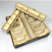 Organizer - compatible with LCG Medium Box