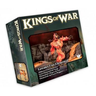 Kings of War -  Agrandir l'image Précédent      Elémentaire de Feu Supérieur     Elémentaire de Feu Supérieur     Elémentaire de