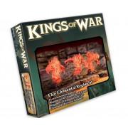Kings of War - Régiment d'élémentaires de Feu