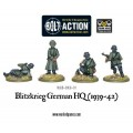 Bolt Action - Blitzkrieg German HQ (1939-42) 1