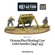Bolt Action - German Heer Howling Cow Rocket Launcher