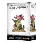 Chaos Daemons : Nurgle - Beast of Nurgle