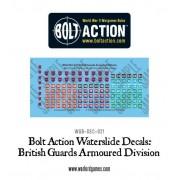 Bolt Action - British Vehicle Decals