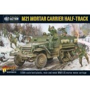 Bolt Action -  M21 Mortar Carrier Half-track