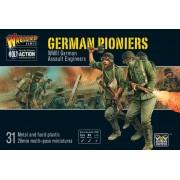 Bolt Action - German Pioniers