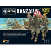 Bolt Action - Banzai! Imperial Japanese Starter Army
