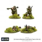 Bolt Action - US Airborne Bazooka & Light Mortar Teams (1944-45)