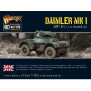 Bolt Action - Daimler Armoured Car Mk 1