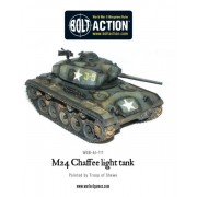Bolt Action - M24 Chaffee, US Light Tank