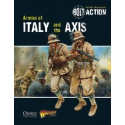 Bolt Action - Armies of Italy and the Axis (Anglais)