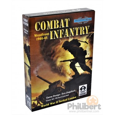 Buy Combat Infantry - Board Game - Columbia Games