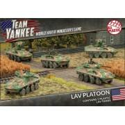 Team Yankee - LAV Platoon