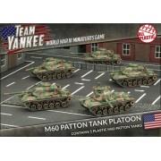 Team Yankee - M60 Patton Tank Platoon