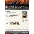 47mm Anti-tank Platoon 1