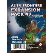 Boite de Alien Frontiers: Expansion Pack 7