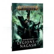 Age of Sigmar : Battletome - Legions of Nagash VF (Souple)