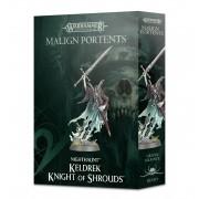 Age of Sigmar : Death - Nighthaunt Keldrek Knight of Shroud