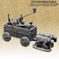 Anti-elephant wagon 0