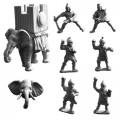 Carthaginian Elephant with War Tower (A) 0
