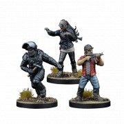 The Walking Dead : AOW - Tyreese, Conseiller de la Prison