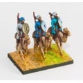 Arab: Camel rider with lance & shield 0