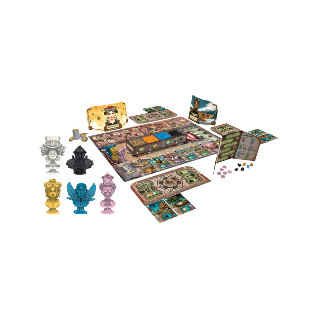 Board game Imaginarium: rules and tips 70
