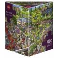 Puzzle - Party Cats de Tanck - 1000 Pièces 0
